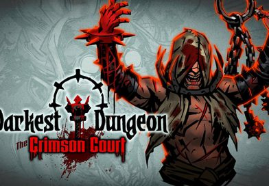 Darkest Dungeon: The Crimson Court DLC Now Available For PS Vita & PS4