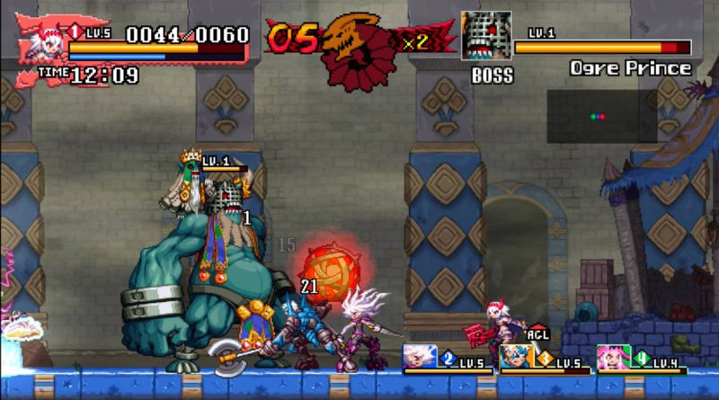 Dragon: Marked for Death Nintendo Switch