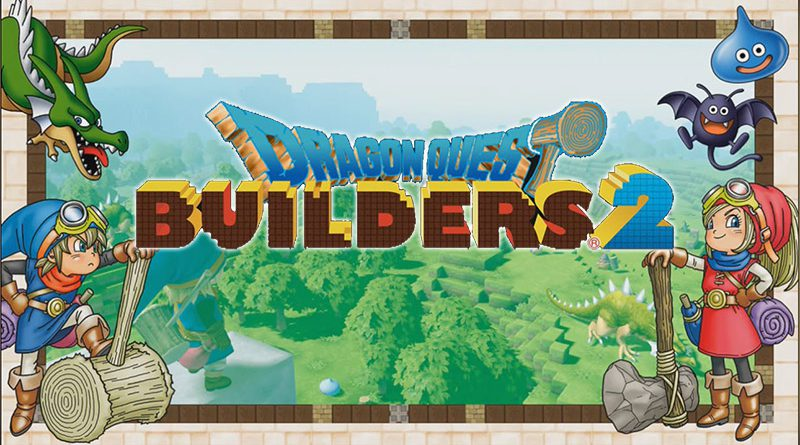 Dragon Quest Builders 2 Nintendo Switch PS4