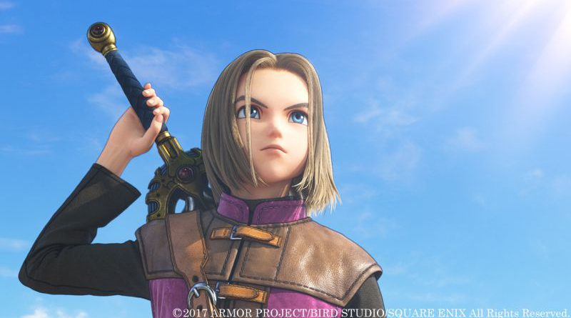 Dragon Quest XI: Echoes Of An Elusive Age 3DS PS4
