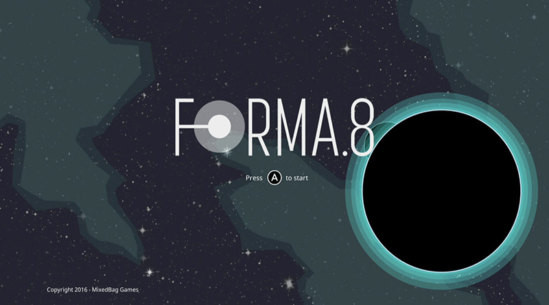 Forma.8 Nintendo Switch