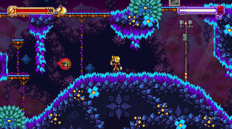 Iconoclasts PS Vita