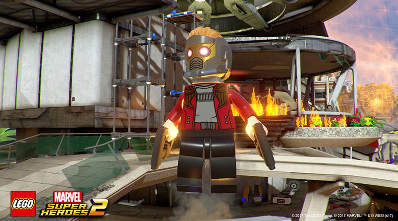 LEGO Marvel Super Heroes 2 Nintendo Switch