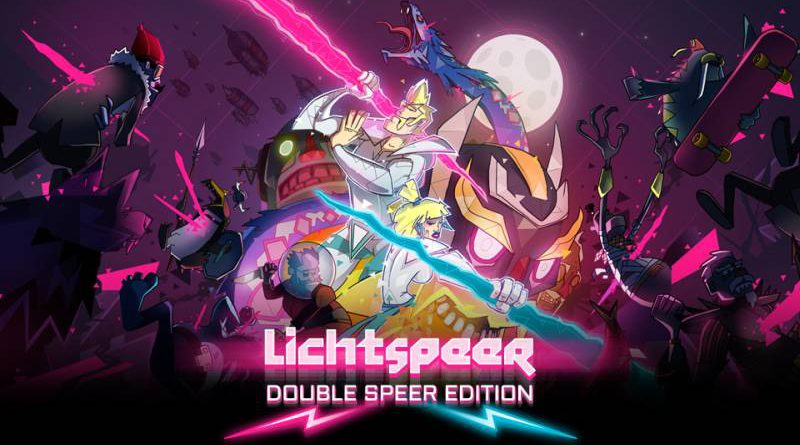 Lichtspeer: Double Speer Edition Nintendo Switch