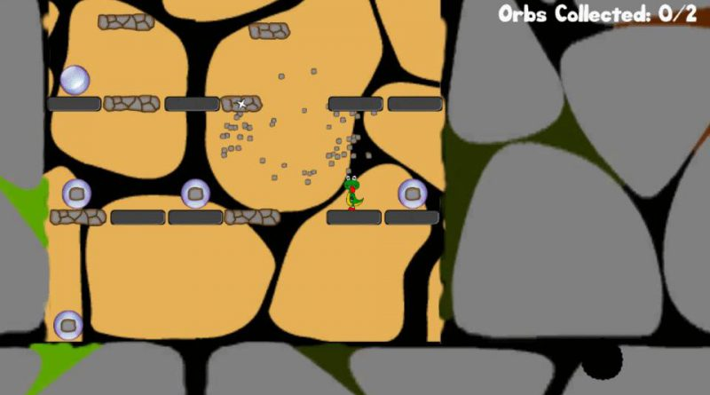 Licky The Lucky Lizard Lives Again PS Vita