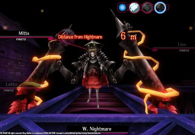 Mary Skelter: Nightmares Gets New Screenshots & Details