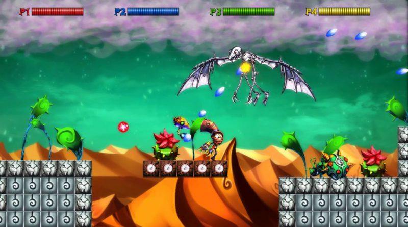 Mecho Tales PS Vita PS4 Nintendo Switch