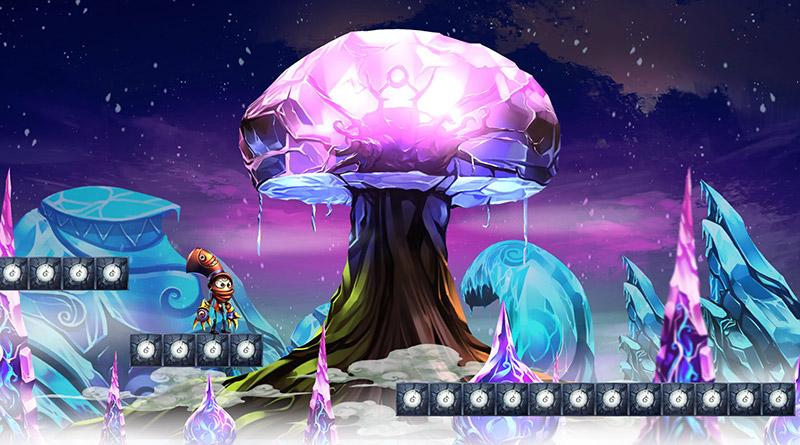 Mecho Tales PS Vita