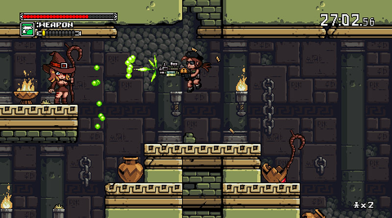 Mercenary Kings PS Vita