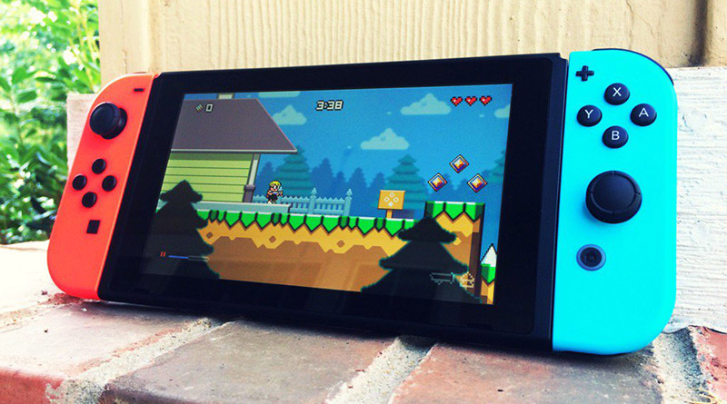 Mutant Mudds Deluxe Nintendo Switch