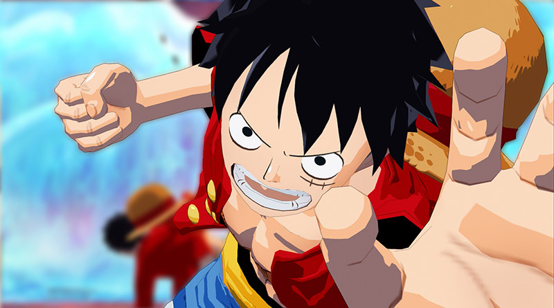One Piece: Unlimited World Red Deluxe Edition Nintendo Switch