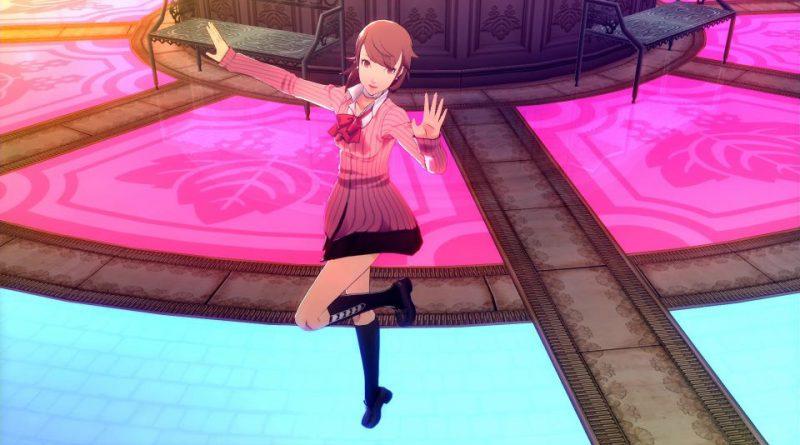 Persona 3: Dancing Moon Night PS Vita PS4