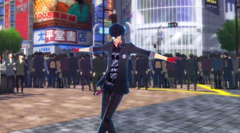 Persona 5: Dancing Star Night PS Vita PS4