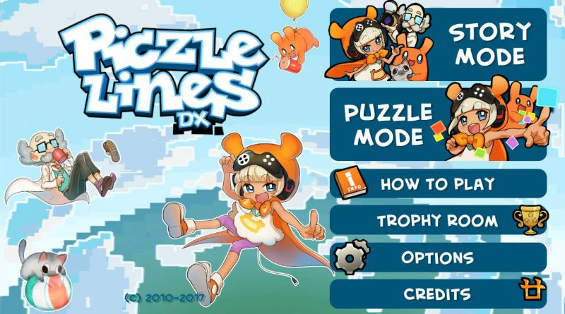 Piczle Lines DX Nintendo Switch