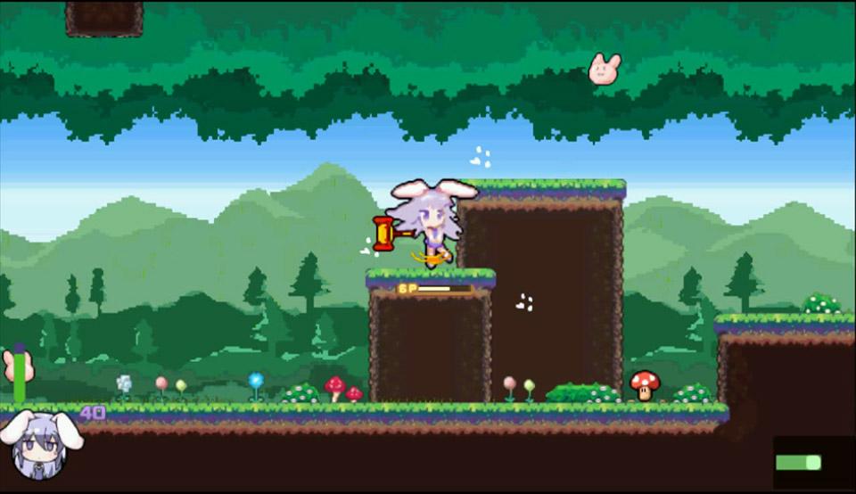 Rabi-Ribi PS Vita