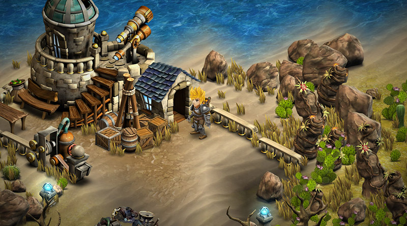 Rainbow Skies PS Vita
