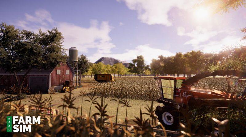 Real Farm Sim Nintendo Switch