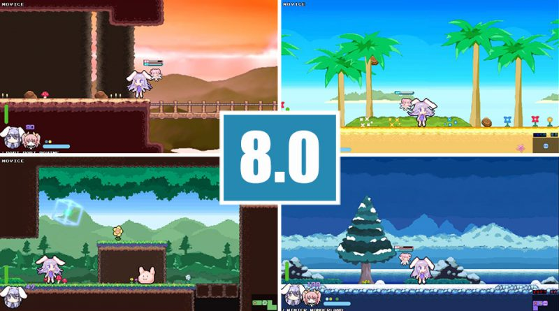 Rabi-Ribi PS Vita Review