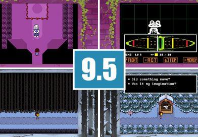 Review: Undertale – PS Vita (9.5/10)