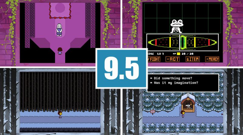 Review Undertale PS Vita