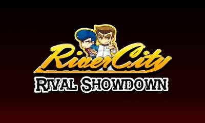 River City: Rival Showdown 3DS