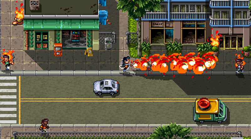 Shakedown Hawaii Nintendo Switch