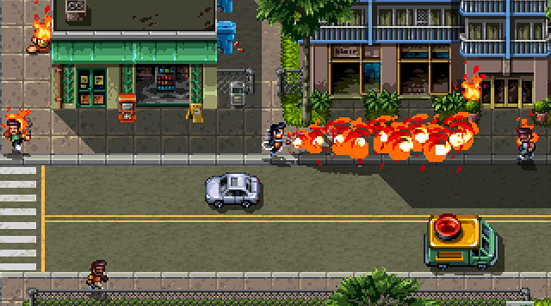 Shakedown Hawaii PS Vita