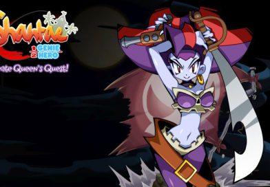 Shantae: Half-Genie Hero Pirate Queen's Quest DLC Arrives On August 29, 2017