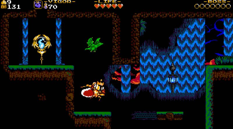 Shovel Knight: King of Cards PS Vita Nintendo Switch 3DS