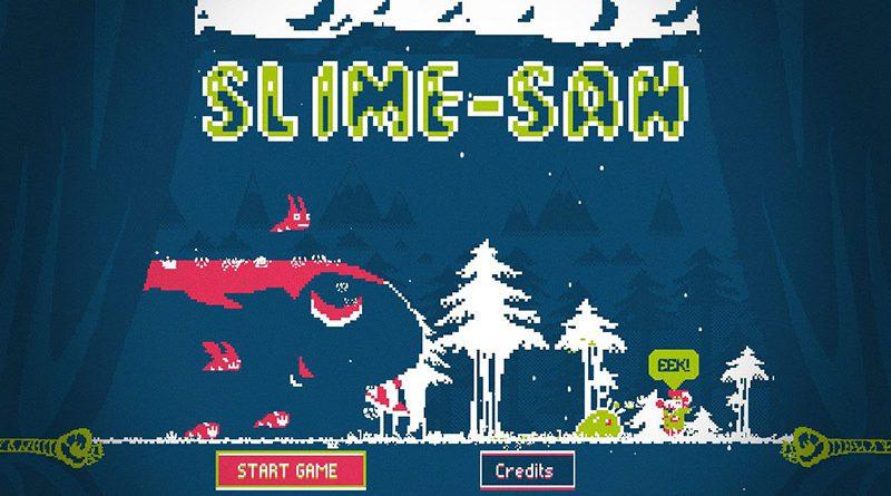 Slime-san Nintendo Switch