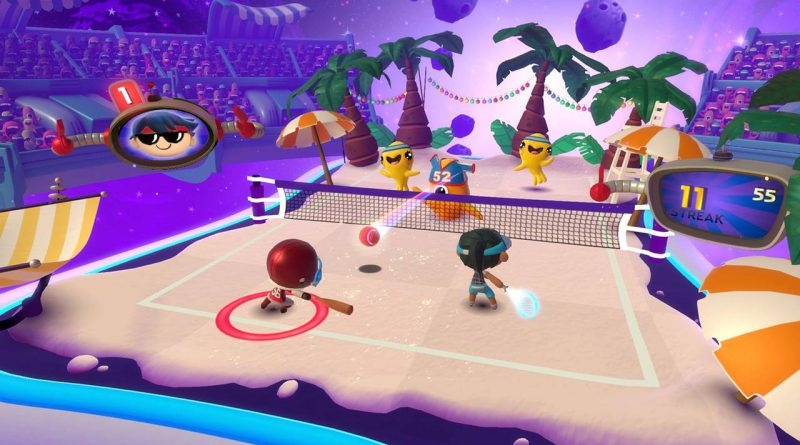 Super Beat Sports Nintendo Switch