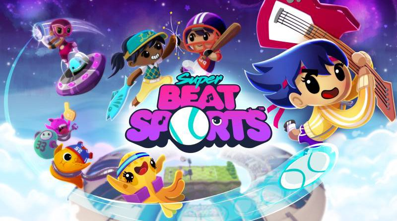 Super Beat Sports Nintendo Switch