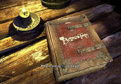 First Look At The Bard's Tale On The PS Vita