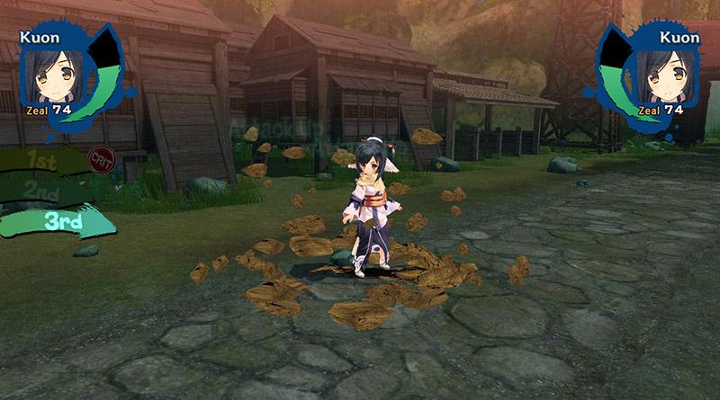 Utawarerumono: Mask of Truth PS Vita
