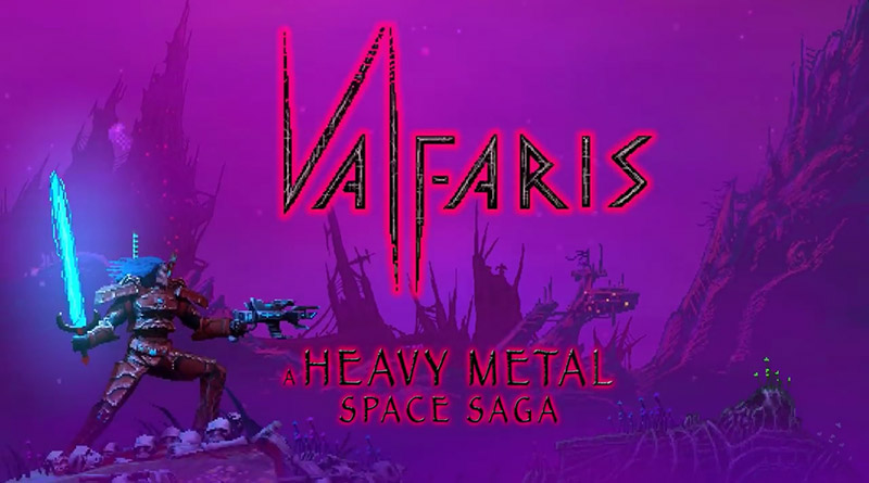 Valfaris PS Vita