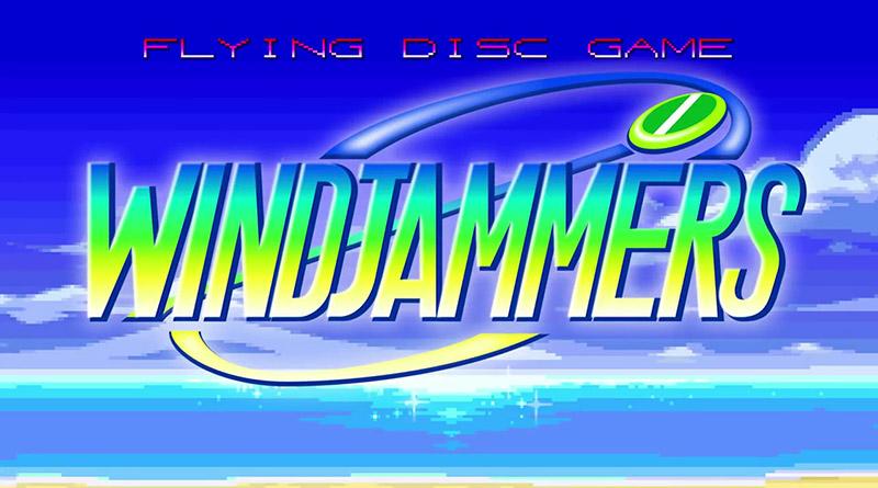 Windjammers PS Vita PS4