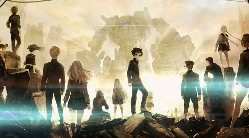 13 Sentinels: Aegis Rim PS Vita PS4