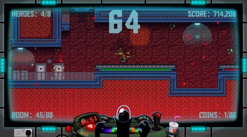 88 Heroes Nintendo Switch