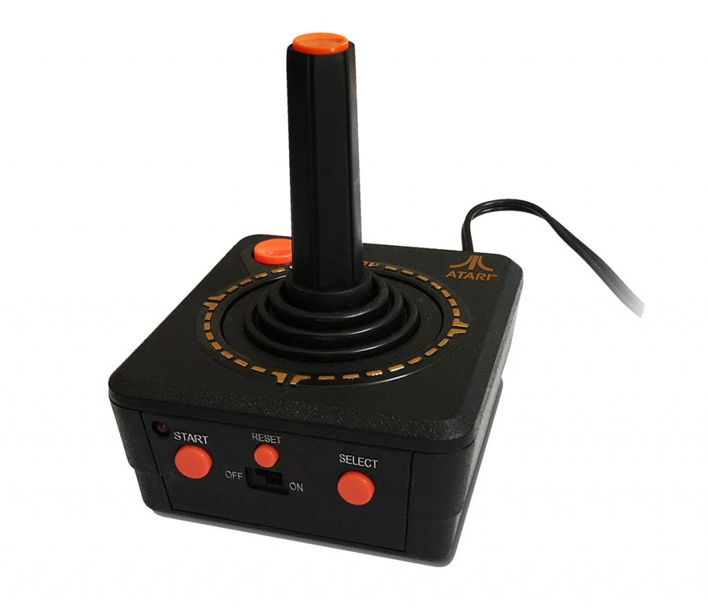 Atari Retro Plug and Play Joystick