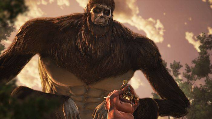 Attack on Titan 2 PS Vita Nintendo Switch