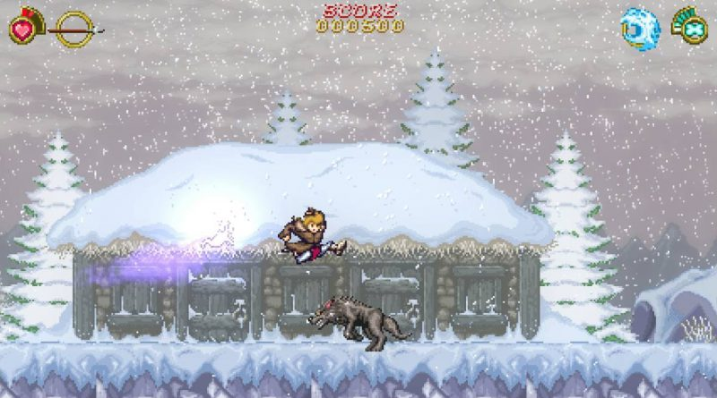 Battle Princess Madelyn PS Vita PS4 Nintendo Switch