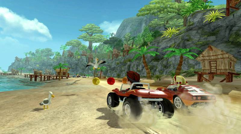 Beach Buggy Racing Nintendo Switch