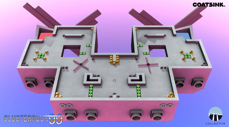 ClusterPuck 99 Nintendo Switch