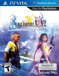 Final Fantasy X / X2 Remastered PS Vita