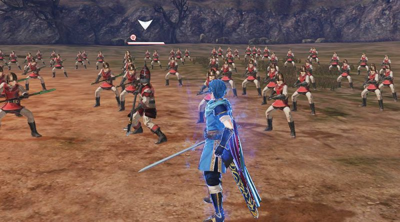 Fire Emblem Warriors Nintendo Switch 3DS