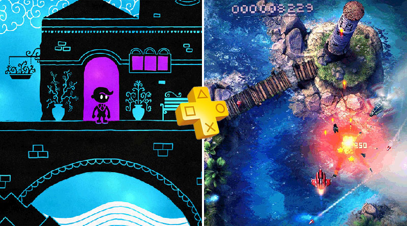 Free PlayStation Plus PS Vita Games October 2017