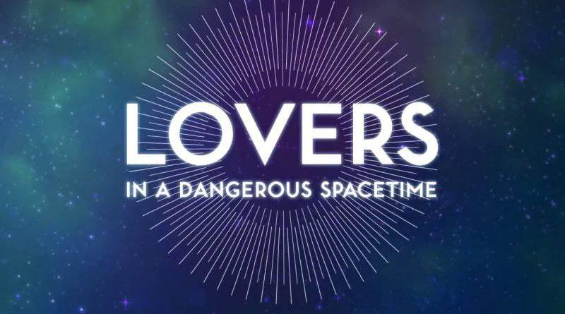 Lovers In A Dangerous Spacetime Nintendo Switch