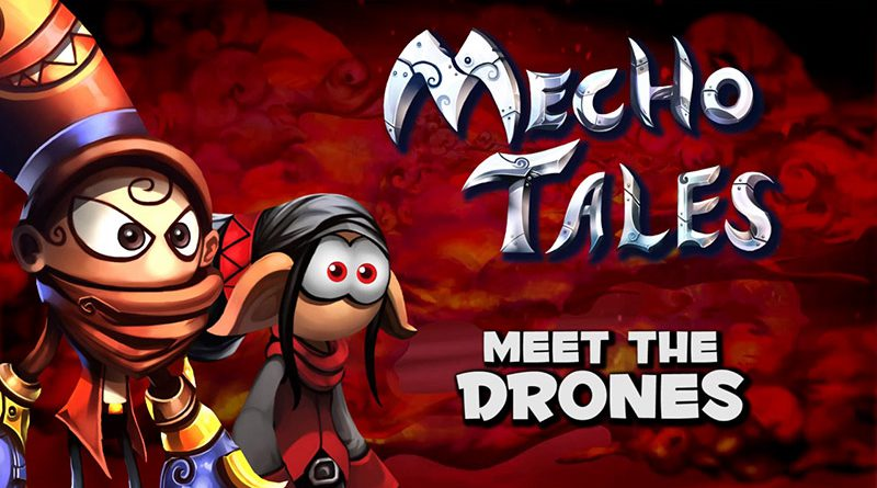 Mecho Tales PS Vita PS4 Nintendo Switch