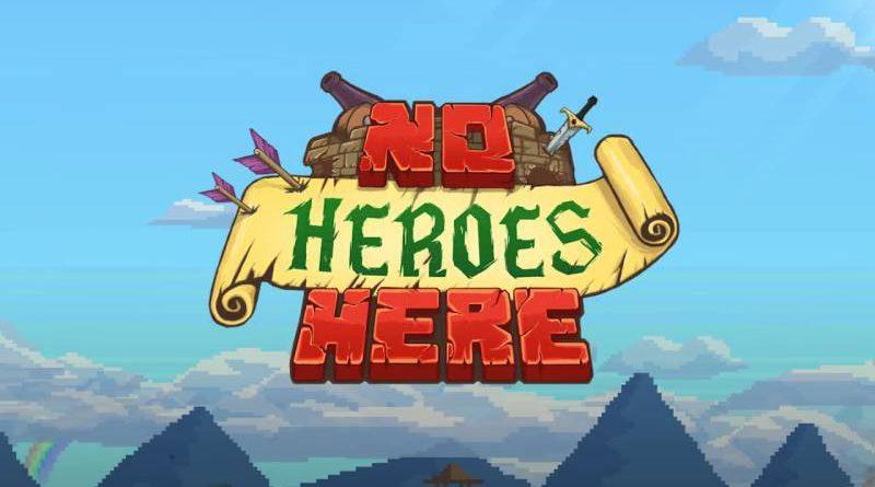 No Heroes Here Nintendo Switch