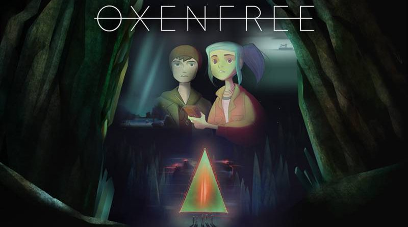 Oxenfree Nintendo Switch